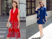 Thời trang - Trút bỏ váy dạ hội, Á hậu Thùy Dung còn quyến rũ muôn phần