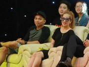 Làng sao - Phan Hiển - Khánh Thi sánh vai đi cổ vũ học trò thi chung kết Người nghệ sĩ đa tài