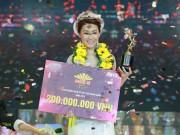Làng sao - Chung kết Người nghệ sĩ đa tài: Vĩnh Thuyên Kim rạng ngời đoạt ngôi Quán quân