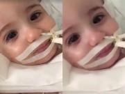 Làm mẹ - Bác sĩ đòi rút ống thở, mẹ nói không và cô bé đẹp thiên thần này đã về từ cõi chết