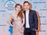 Tin tức giải trí - Vũ Khắc Tiệp gây chú ý tại Ms Vietnam Beauty International Pegeant