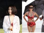 Xem & Đọc - Angela Phương Trinh khoe dáng với bikini ở đảo Tuần Châu