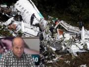 Lời tiên tri đáng sợ 8 tháng trước về thảm kịch rơi máy bay chở đội bóng Brazil