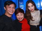 Làng sao - Bạn trai đại gia tháp tùng Hồ Ngọc Hà chạy show tại Mỹ