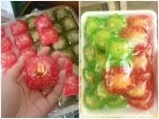 Bếp Eva - Mùa cưới, mẹ Việt ở Lạng Sơn chia sẻ cách làm bánh phu thê cực hot