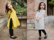 """Làm mẹ - Bé gái Hà Nội được hứa hẹn """"sinh ra để làm hoa hậu"""""""