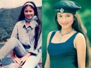 Thời trang - Ngắm ảnh 20 năm trước, fan sửng sốt vì cô gái xấu xí Ngọc Hiệp đã rất sành điệu