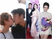 Làng sao - Hậu lộ ảnh hôn nhau, Mạc Hồng Quân tránh mặt tình cũ Emmy Nguyễn