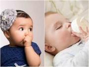 Làm mẹ - 7 thói quen của trẻ sơ sinh cực nguy hại cho sức khỏe, mẹ cần uốn nắn ngay