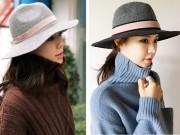 Thời trang - Mặt vuông, thô đến đâu cũng đã có cách chọn mũ chuẩn đẹp này rồi!