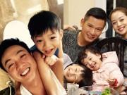 Làm mẹ - 6 đại gia Việt gây bất ngờ vì khéo chăm con hơn cả vợ mỹ nhân