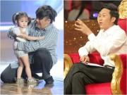 Làng sao - Cười xuyên Việt 2016 tập 4: Con gái 2 tuổi của Gia Bảo sợ sệt khi diễn ảo thuật cùng bố