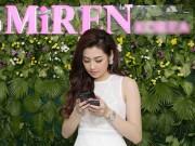 Làm đẹp mỗi ngày - Á hậu Tú Anh - Đại sứ thương hiệu mỹ phẩm Miren diện phụ kiện 2 tỷ