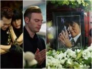 Làng sao - Nam Cường, Kyo York đau đớn đến tiễn biệt Nghệ sĩ Quang Lý