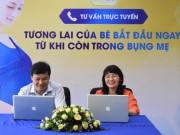 """Tin tức mẹ bầu - Lí do buổi """"tư vấn trực tuyến cùng chuyên gia"""" thu hút mẹ Việt"""
