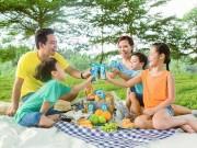 Tin tức giải trí - Những khoảnh khắc năng động đáng yêu của gia đình Phan Anh