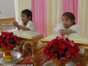 Tin tức - Tin tức 24h nổi bật: Cặp song sinh 3 tuổi cưới nhau vì niềm tin kỳ lạ
