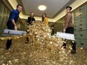 Mua sắm - Giá cả - Giá vàng hôm nay 2/12: Tăng phiên thứ hai trong tháng 12