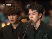 """Lịch sử lặp lại, EXO """"bỏ túi"""" giải thưởng danh giá nhất MAMA 2016"""