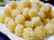 Bếp Eva - Tuyệt chiêu làm mứt hạt sen truyền thống ngon không bị nát