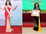 Làng sao - Sau khi ly hôn, Hoa hậu Kim Hồng ngày càng thành công và xinh đẹp hơn