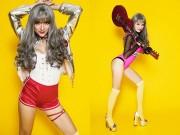 Làng sao - Hương Giang Idol khẳng định hình tượng 16+ ở The Remix không phản cảm