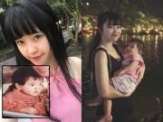 Làm mẹ - Sự giống nhau kỳ lạ của bé gái Lào Cai 3,5kg và mẹ nuôi 9x khi cùng 15 tháng tuổi