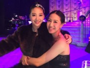 Mới 12 tuổi, con gái Chung Tử Đơn được khen đẹp giống người mẹ Hoa hậu