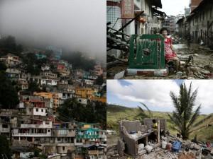 Những hình ảnh tái hiện sự tàn khốc của các thảm họa thiên nhiên trong năm 2016