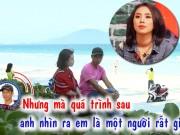 Tin tức giải trí - Miko Lan Trinh đau lòng vì diễn biến tình yêu trên chuyến xe hồng