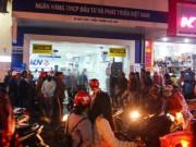 Tin tức - Cướp ngân hàng ở Huế: Bất lực nhìn tên cướp xách đi 700 triệu đồng