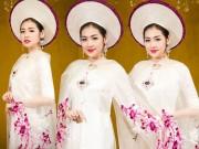 Thời trang - Á hậu Tú Anh đẹp mê hồn sau sự cố trên sóng truyền hình