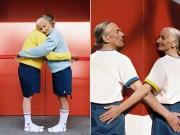 """Cặp đôi U80 chụp ảnh """"chất lừ"""" khiến giới trẻ """"xách dép"""" theo không kịp"""