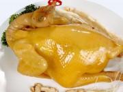 Bếp Eva - Đây chính là mẹo luộc gà vàng ươm, căng bóng các nhà hàng vẫn giấu bí quyết