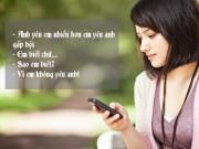 """Eva Yêu - Cạn lời với loạt tin nhắn yêu đương của các """"thánh phũ phàng"""""""
