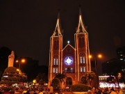 Du lịch - Những địa điểm vui chơi thả ga đón Giáng sinh ở Sài Gòn