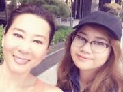 Làm đẹp - MC Nguyễn Cao Kỳ Duyên khoe con gái xinh đẹp không kém gì mẹ