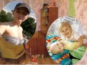 Tin tức - Bà mẹ khóa cửa bỏ 2 con nhỏ chết đói 9 ngày để đi chơi với người yêu