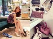 Thời trang - Đố sao Việt nào qua mặt được Ngọc Trinh về độ cuồng giày cao gót!