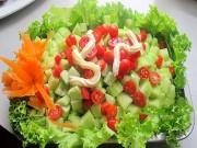 Sức khỏe - Cà chua cấm kỵ tuyệt đối khi chế biến và ăn cùng dưa chuột