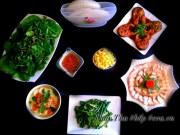 Bếp Eva - Thực đơn cơm chiều nhiều món ngon mê