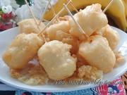 Bếp Eva - Chuối chiên cốt dừa giòn thơm béo ngọt