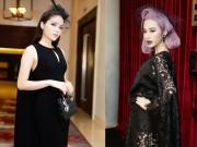 Thời trang - Kỳ Duyên tinh tế đối đầu ma nữ Angela Phương Trinh táo bạo