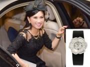 Thời trang - Choáng ngợp với trang sức 1,2 tỷ của em gái ca sỹ Cẩm Ly