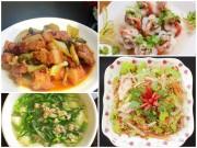 Bếp Eva - Bữa cơm ngon miệng chiều thứ 7