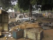 Tin tức - 2 nữ sinh đánh bom nổ tung thân mình, 56 người chết