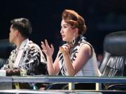 Khánh Thi bị chê kém duyên khi đả động đến chuyện ly hôn của Lâm Vinh Hải