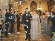 Làng sao - Choáng ngợp lễ cưới cổ tích của mỹ nhân phim Ỷ thiên đồ long ký