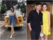 """Làng sao - Vợ Ngô Quang Hải đã sinh con trai thứ 2 và giảm cân """"thần tốc"""" sau sinh!"""