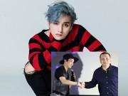 """Làng sao - Sơn Tùng M-TP chính thức """"chia tay"""" Quang Huy để tạo dựng sự nghiệp riêng"""